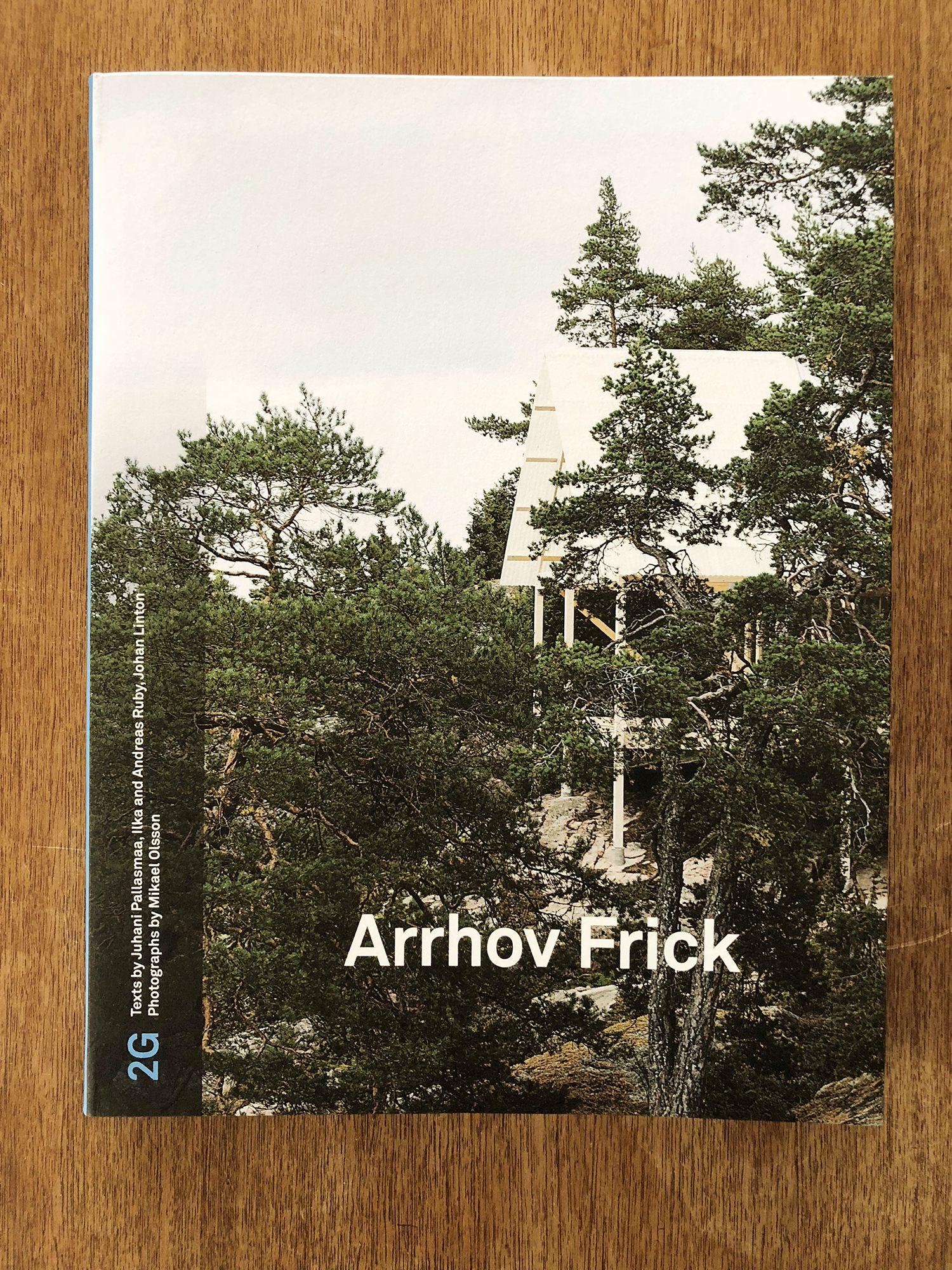 ARRHOV FRICK 2G 09